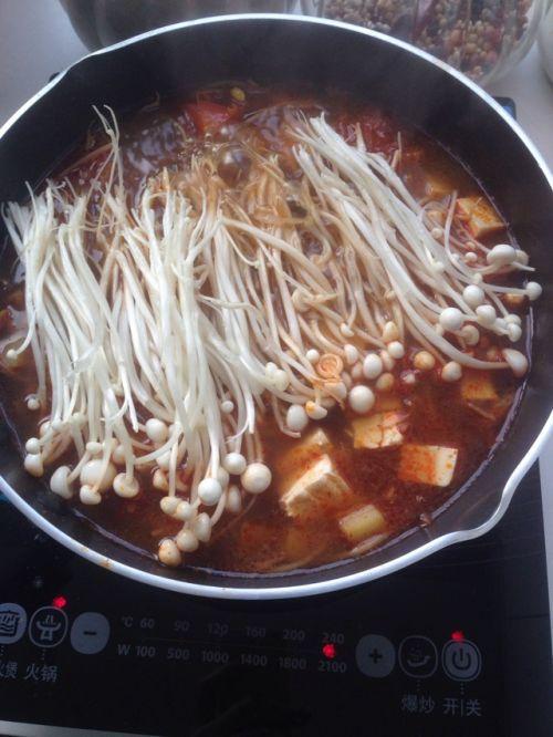 韩式大酱汤的做法图解7