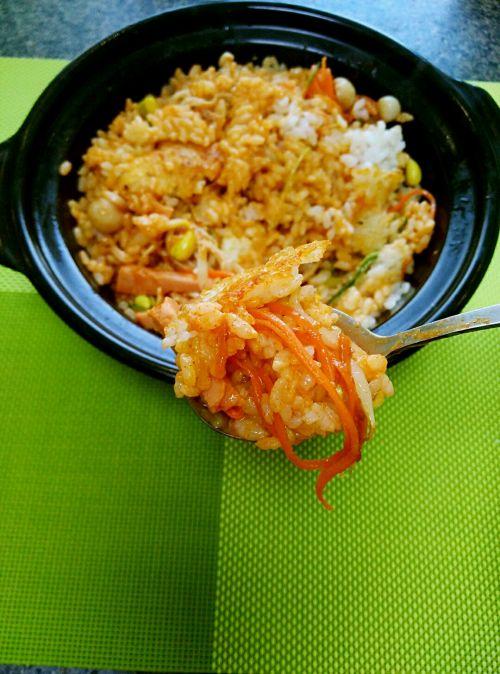 石锅拌饭的做法图解7