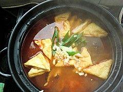 韩国火腿泡菜豆腐汤的做法图解9
