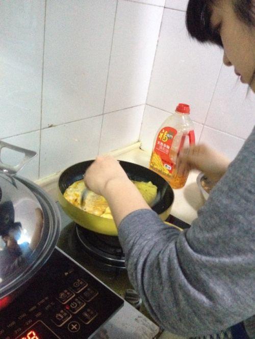 韩式蛋卷的做法图解6