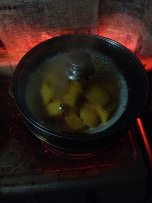 韩国南瓜粥的做法图解1