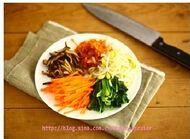 石锅拌饭的做法图解1