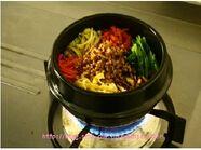 石锅拌饭的做法图解4