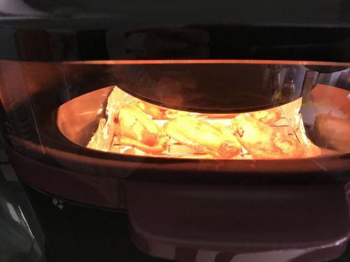 秘制叉烧烤鸡翅的做法图解6