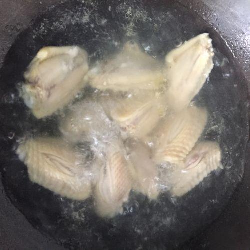 红烧鸡翅的做法图解5