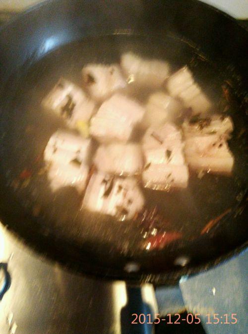 红烧东坡肉的做法图解4