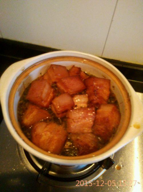 红烧东坡肉的做法图解8