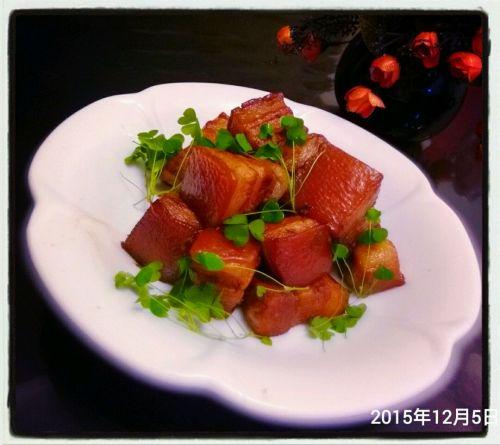 红烧东坡肉的做法图解9