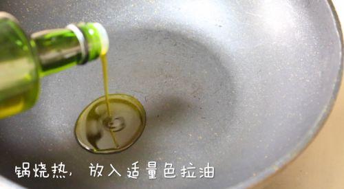 日式蟹肉炒面的做法图解7