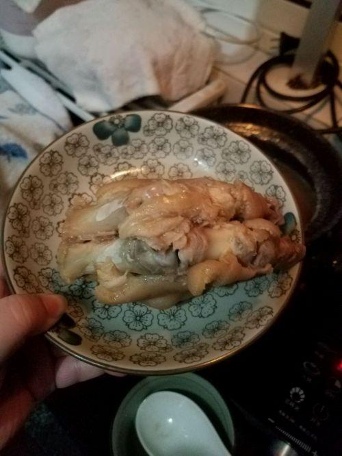 自制猪皮冻的做法图解4