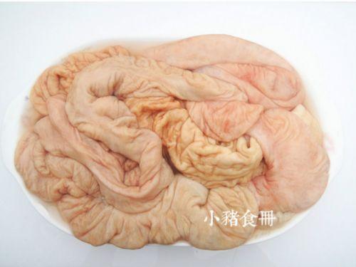 潮汕卤水肥肠的做法图解2