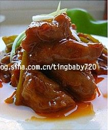 锅包肉(番茄酱版)的做法图解10
