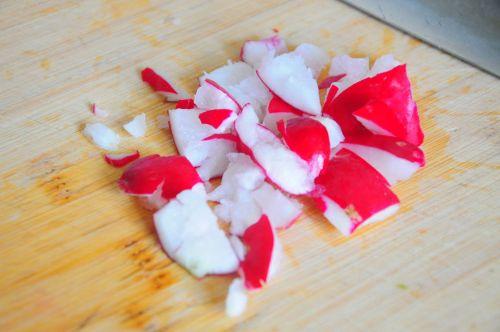 烧烤味三黄鸡大拌菜的做法图解9