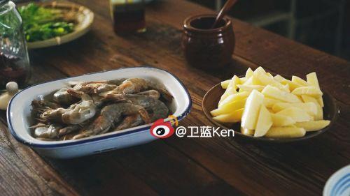 干锅香辣虾的做法图解3