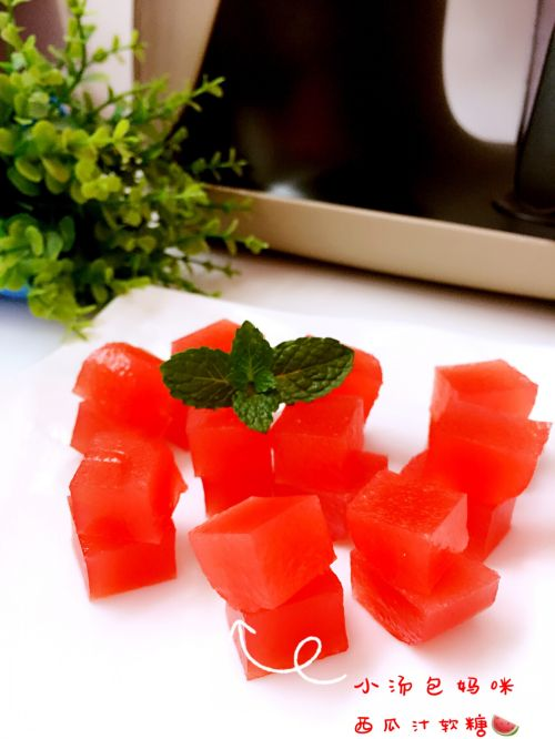 西瓜软糖的做法图解5