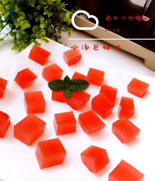 西瓜软糖的做法图解7