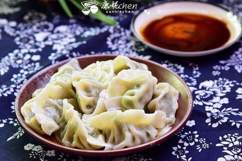 三鲜饺子 2 的做法