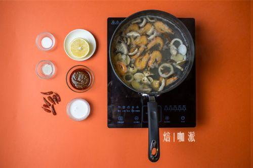 冬阴功汤的做法图解4
