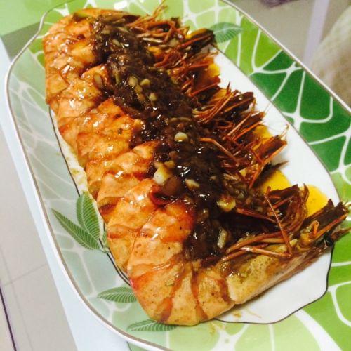 靠大虾的做法图解6