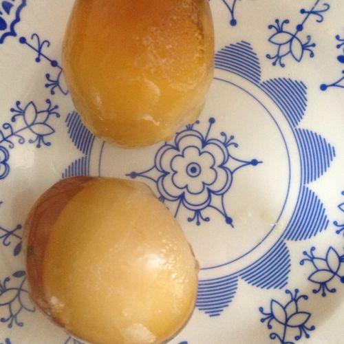 虎皮青椒皮蛋的做法