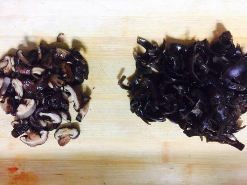 黑椒火腿田园蔬菜羹的做法图解2
