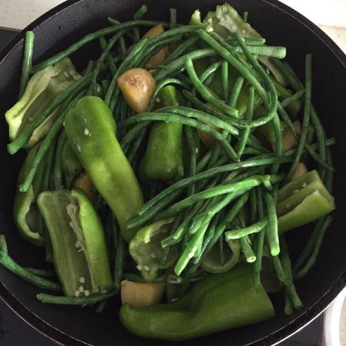 烀咸菜的做法图解6