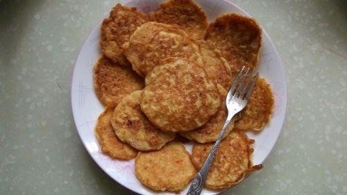 宝宝辅食-虾饼的做法图解5