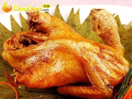江南名菜洪七公的最爱叫花鸡家常做法营养健康好吃简单