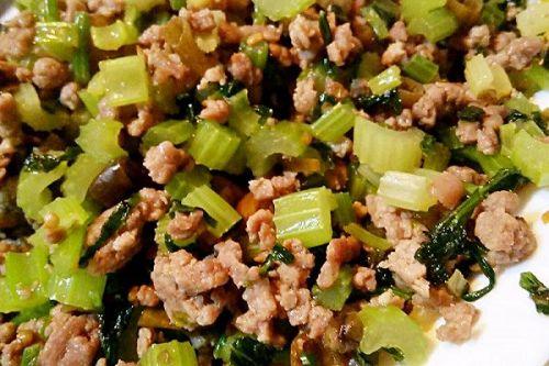 重庆人参菜泡椒芹菜牛当归的红枣做法肉糜排骨江湖黄芪图片