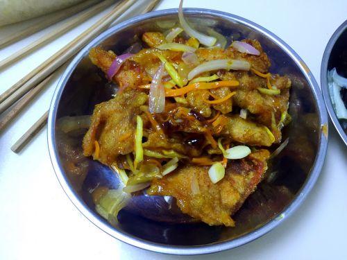 东北锅包肉的做法图解8