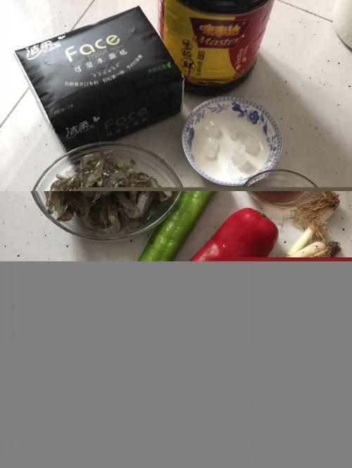 梅汁河虾的做法图解1