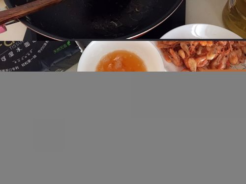 梅汁河虾的做法图解3