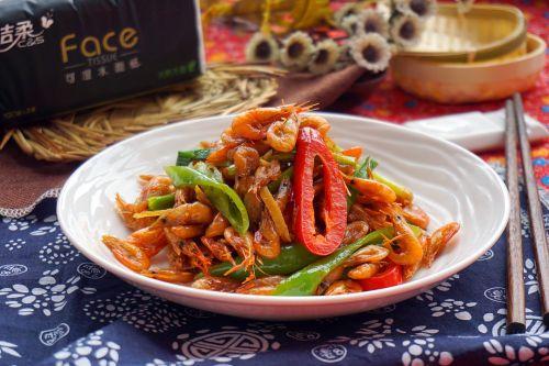 梅汁河虾的做法图解8