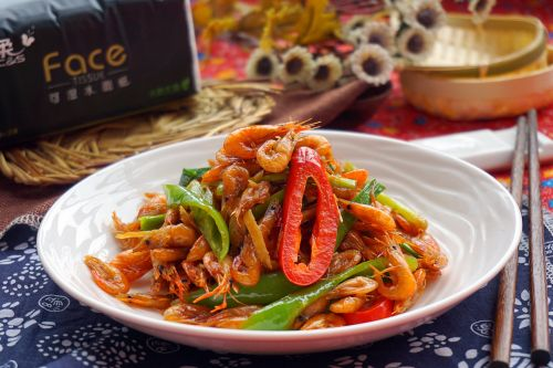 梅汁河虾的做法图解10