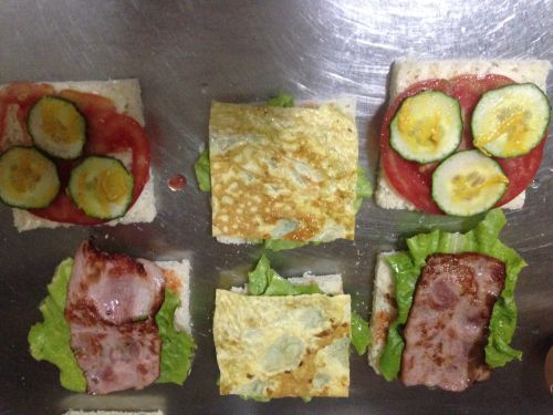 三明治礼盒的做法图解8