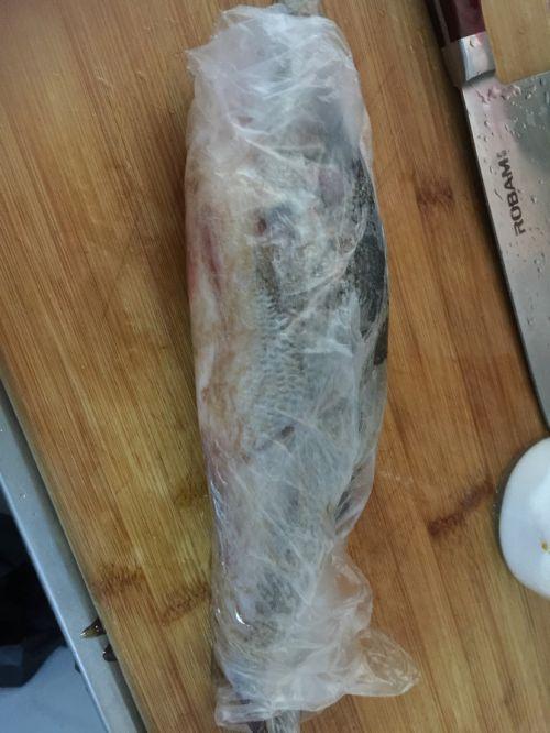 烤箱烤鱼的做法图解2