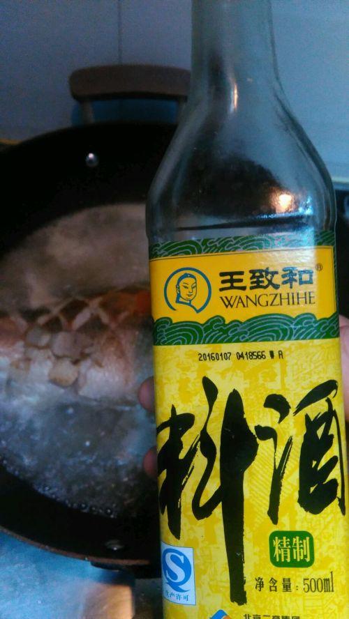 红烧鲈鱼的做法图解11