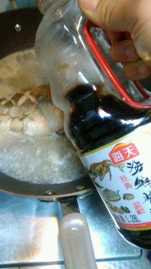 红烧鲈鱼的做法图解13