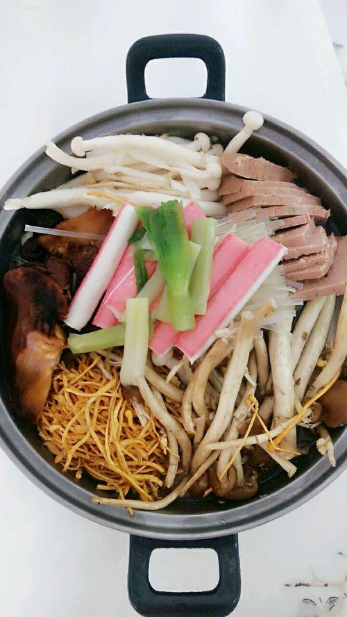 三鲜菌菇汤的做法图解3