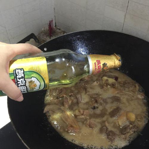 啤酒鸭的做法图解9