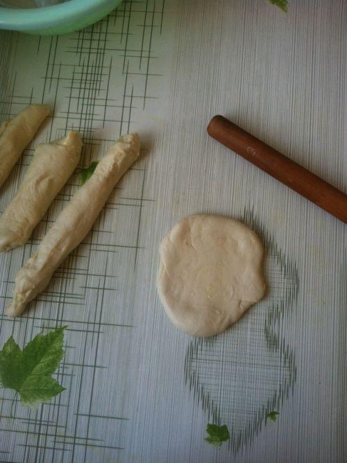 家常饼的做法图解2