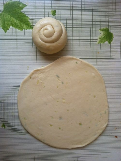 家常饼的做法图解3