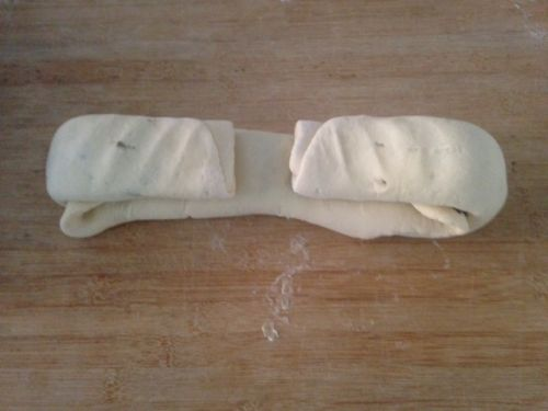 迷你黑芝麻酱烧饼的做法图解7