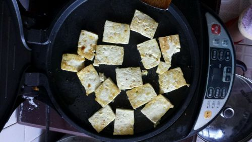 豆腐煲的做法图解1