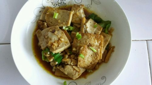 豆腐煲的做法图解2