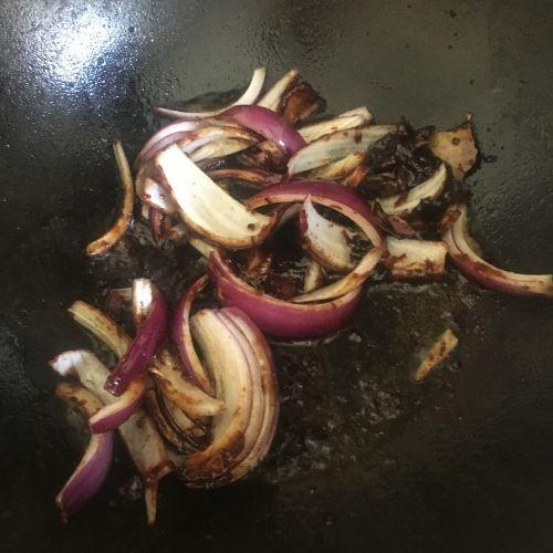 吃得有点饱-支竹羊肉煲的做法图解8