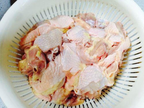 大盘鸡的做法图解2