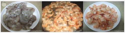 干锅土豆香辣虾的做法图解2