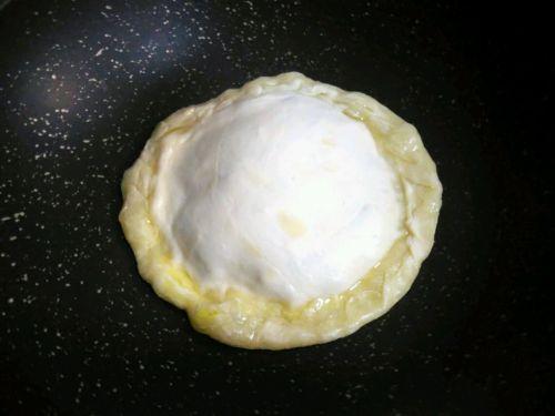 手抓饼版米饭蛋饼的做法图解6
