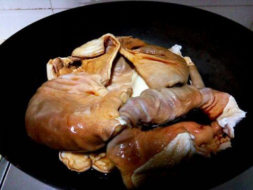 酱猪肚的做法图解6